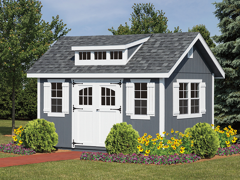 Custom Built Storage Sheds