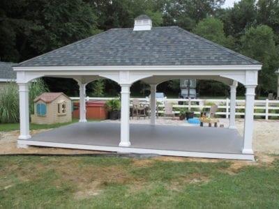 16x24 Manor Pavilion