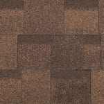 Autumn Brown Asphalt Shingles