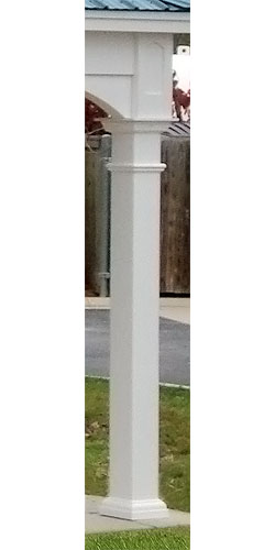 8″ Square Posts ($250 each)