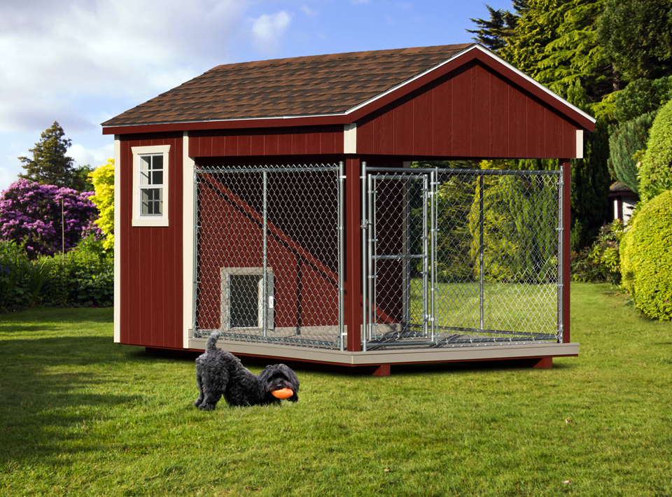 Give Your Pet a Comfortable Home with Our Dog Kennels